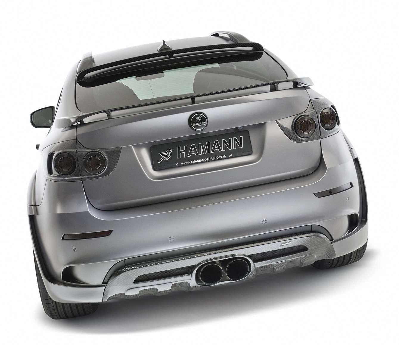 Bmw X6m Hamann Price: Különleges Autók