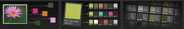 Colores de Una Imagen