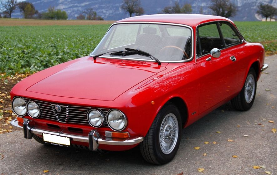 Alfa Romeo 2000 GTV Coupe | Only cars and cars