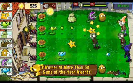 pi29 Plants vs. Zombies v6.0.0 (Android APK)