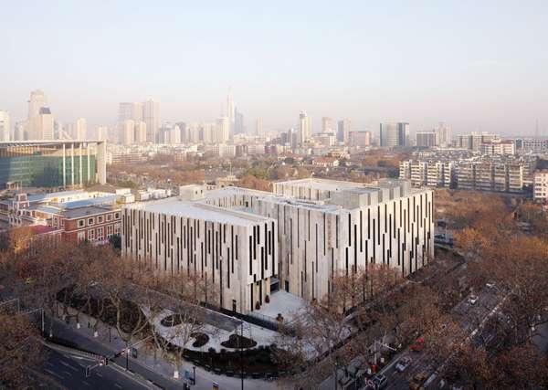 Jiangsu Bölgesi Sanat Müzesi | Çin'in Tarihi Alanına Sanatsal Yorum